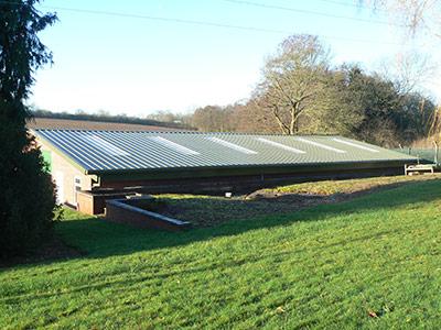 Agricultural Steel Building