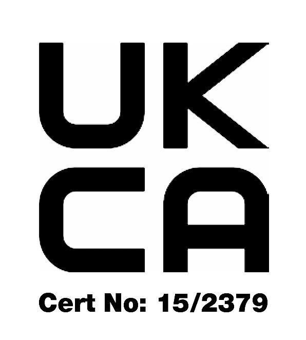 CE Mark Certificate No. 15/2379