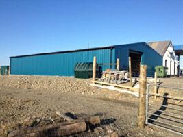 Western Isles Building Agricultural Steel Buildings