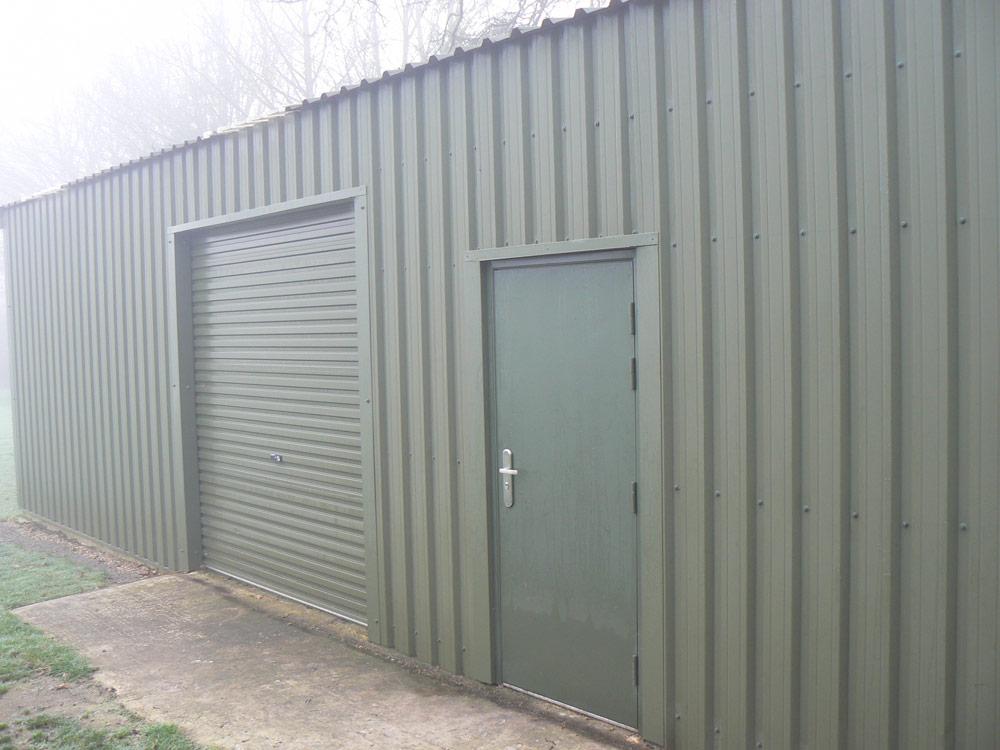 Knowle Dorridge Cricket Club Door
