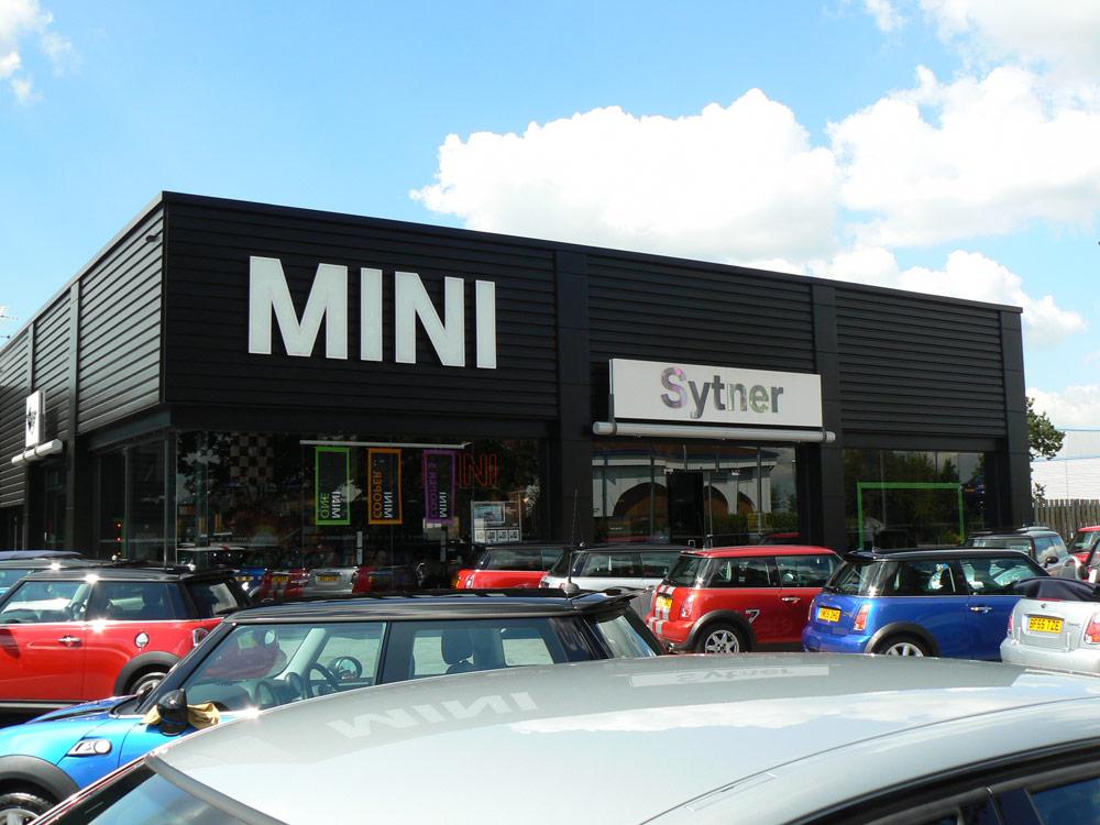 Sytner Birmingham Front